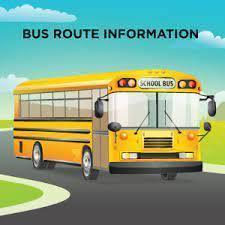 NEW BUS ROUTES FOR CMS/CHS